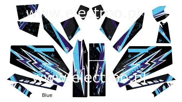 blue zestaw