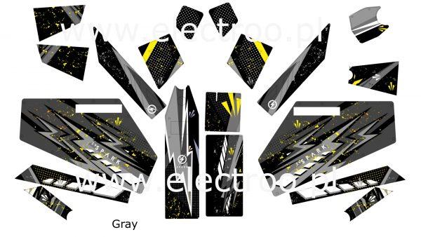 gray zestaw